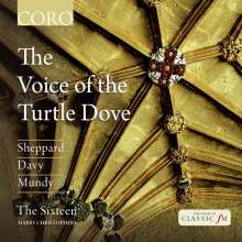 The Sixteen - The Voice of the Turtle Dove, CD