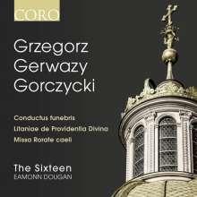 Grzegorz Gerwazy Gorczycki (1668-1734): Missa Rorate, CD