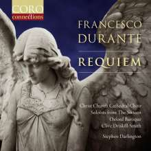 Francesco Durante (1684-1755): Requiem c-moll, CD
