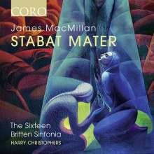 James MacMillan (geb. 1959): Stabat Mater, CD