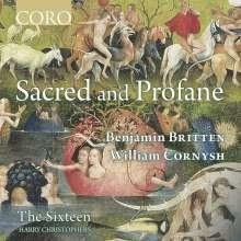 The Sixteen - Sacred and Profane, CD