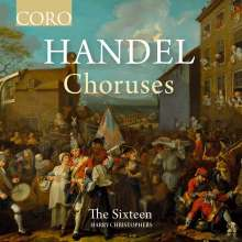 Georg Friedrich Händel (1685-1759): Chöre, CD