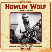 Howlin' Wolf: Best Of: Come Back Home, CD