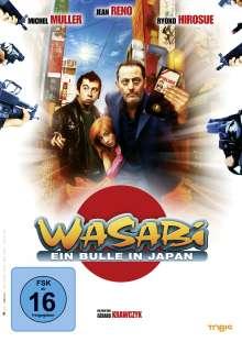 Wasabi, DVD