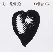 Foo Fighters: One By One, CD