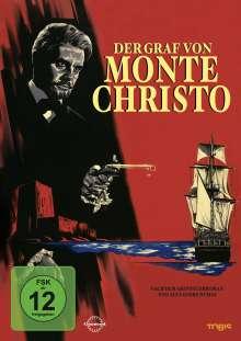 Der Graf von Monte Christo (1962), DVD