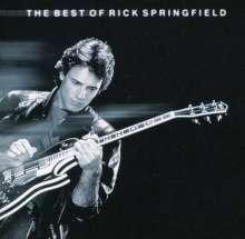 Rick Springfield: Best Of, CD