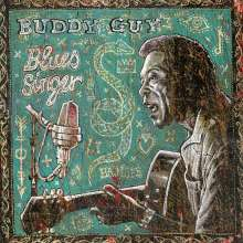 Buddy Guy: Blues Singer, CD