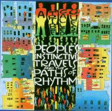 A Tribe Called Quest: People's Instinctive Travels..., CD