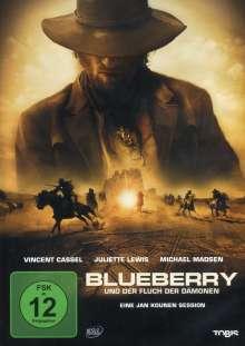 Blueberry und der Fluch der Dämonen, DVD