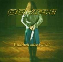 Oomph!: Wahrheit oder Pflicht (New Version), CD