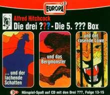 Die drei ??? - Die 05. Box, 3 CDs