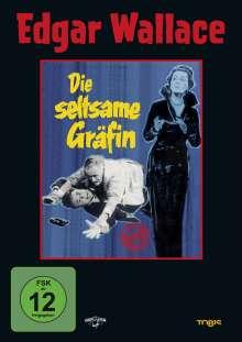 Die seltsame Gräfin, DVD