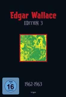 Edgar Wallace Edition 3, 4 DVDs