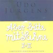 Udo Jürgens: Aber bitte mit Sahne - Die Jubiläumsedition, 2 CDs