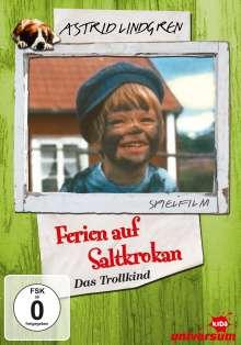 Ferien auf Saltkrokan 3: Das Trollkind, DVD