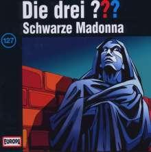 Die drei ??? (Folge 127) - Schwarze Madonna, CD