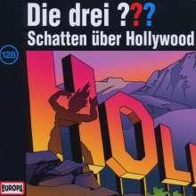 Die drei ??? (Folge 128) - Schatten über Hollywood, CD