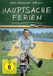 Hauptsache Ferien, DVD