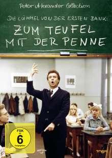 Zum Teufel mit der Penne, DVD