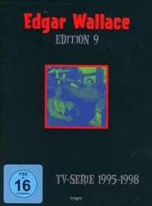 Edgar Wallace Edition 9: Die deutsche TV-Serie, 4 DVDs