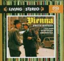 Fritz Reiner - Vienna, Super Audio CD