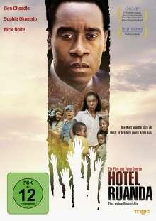 Hotel Ruanda, DVD