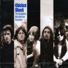 Chicken Shack (Stan Webb): The Complete Blue Horizon Sessions, 3 CDs