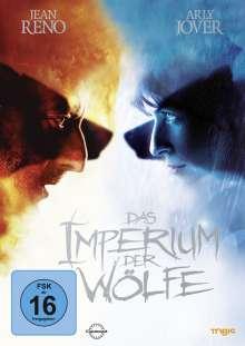 Das Imperium der Wölfe, DVD
