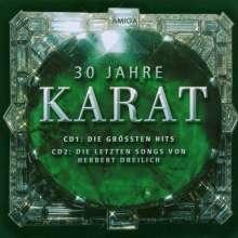 Karat: 30 Jahre Karat, 2 CDs