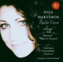 Anja Harteros - Bella Voce, CD