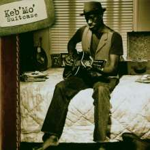 Keb' Mo' (Kevin Moore): Suitcase, CD
