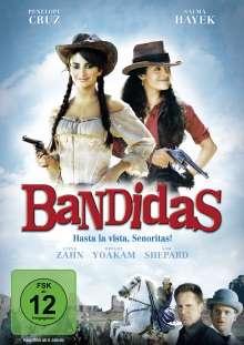 Bandidas, DVD
