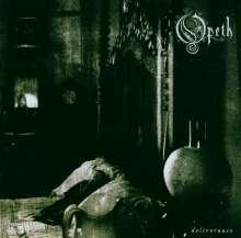 Opeth: Deliverance, CD