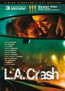 L.A. Crash (Director's Cut im Steelbook), 2 DVDs