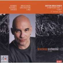 Anton Bruckner (1824-1896): Symphonie Nr.1, CD