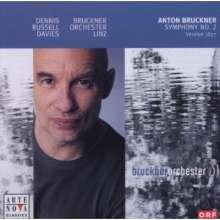 Anton Bruckner (1824-1896): Symphonie Nr.2, CD