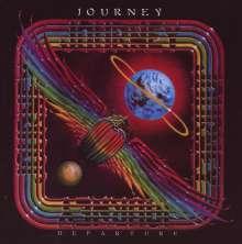 Journey: Departure, CD