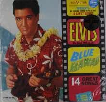 Elvis Presley (1935-1977): Blue Hawaii (180g) (Blue Vinyl), LP