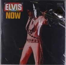 Elvis Presley (1935-1977): Elvis Now (180g) (Limited-Anniversary-Edition) (Translucent Gold & Red Vinyl), LP