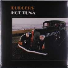 Hot Tuna: Burgers (180g) (Limited Anniversary Edition) (Purple Swirl Vinyl), LP