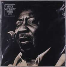 """Muddy Waters: Muddy """"Mississippi"""" Waters Live (180g), LP"""