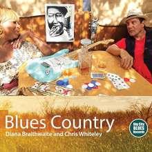 Diana Braithwaite: Blues Country, CD