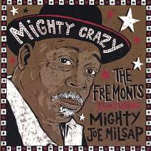 Fremonts: Mighty Crazy, CD
