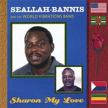 Sean Arington: Sharon My Love, CD