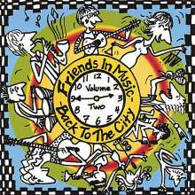Friends In Music-Back To The: Vol. 2-Friends In Music-Back T, CD