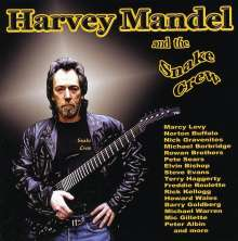 Harvey Mandel: Harvey Mandel & Snake Crew, CD