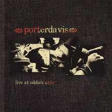 Porterdavis: Live At Eddie's Attic, CD