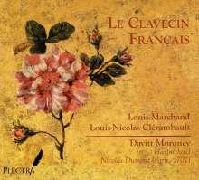 Louis Marchand (1669-1732): Sämtliche Werke für Cembalo, CD