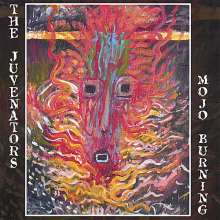 Juvenators: Mojo Burning, CD